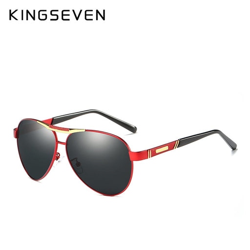 KINGSEVEN 2018 New Fashion Vintage Sunglasses Women Brand Designer Square Sun Glasses Women Glasses