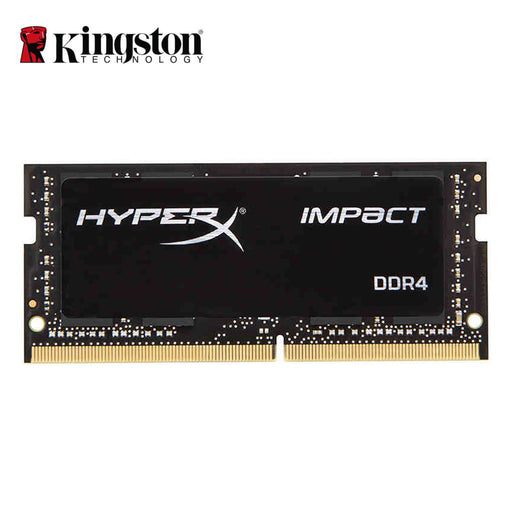 Kingston HyperX Laptop memory 4gb 2400MHz DDR4 ram Single Module DDR4-2400 CL14 260-Pin
