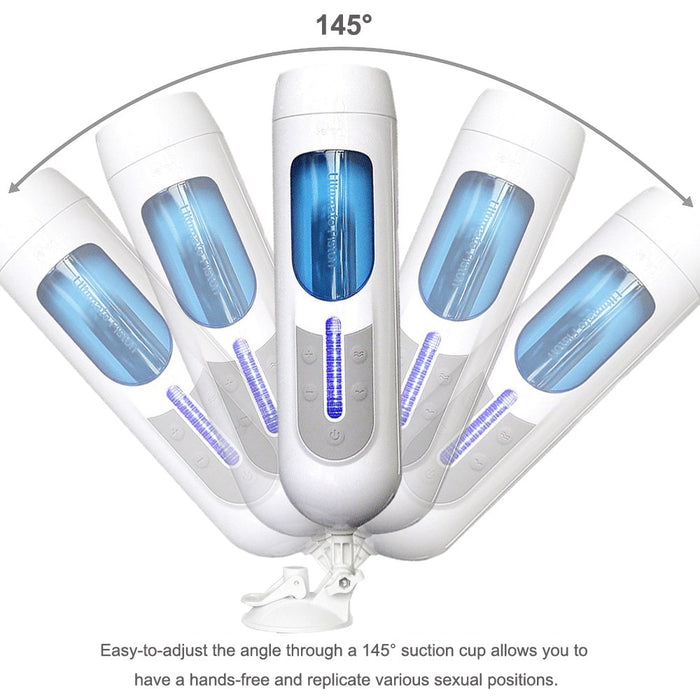 Meselo Automatic Masturbator For Man Hand Free Aircraft Cup Vibrator Real Vagina Male Masturbator Silicone Pussy Sex Toy For Men