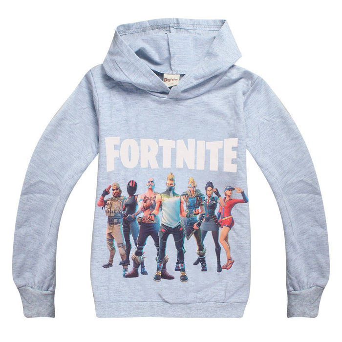 Minecraft Comfortable Autumn Long Sleeve T Shirts Tops Baby Girls Boys T-shirt Kids Clothes Baby Girl Winter Clothes Fortinet 1