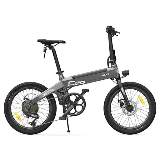 NEW Xiaomi HIMO C20 Electric Bicycle 250W Motor ebike 25km/h e bike 80KM Mileage Outdoor Electric bike 20 inch Tire