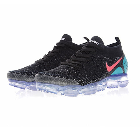 d2ac638534e5 NIKE AIR VAPORMAX FLYKNIT 2.0 Original Authentic Mens Running Shoes Sport  Outdoor Sneakers Breathable comfortable durable