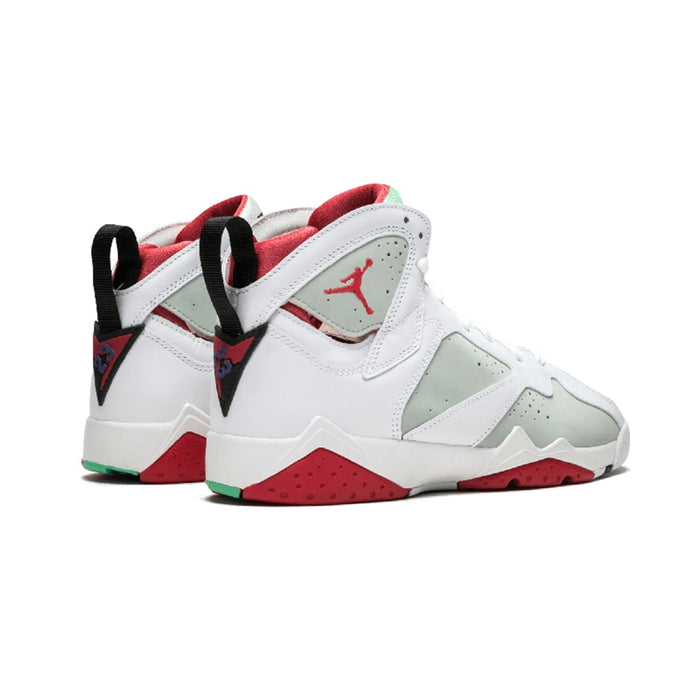 NIKE Air Jordan 7 Retro BG Hare Women's Basketball Shoes Sport Outdoor Sneakers Athletic Designer Footwear 2018 New 304774-125