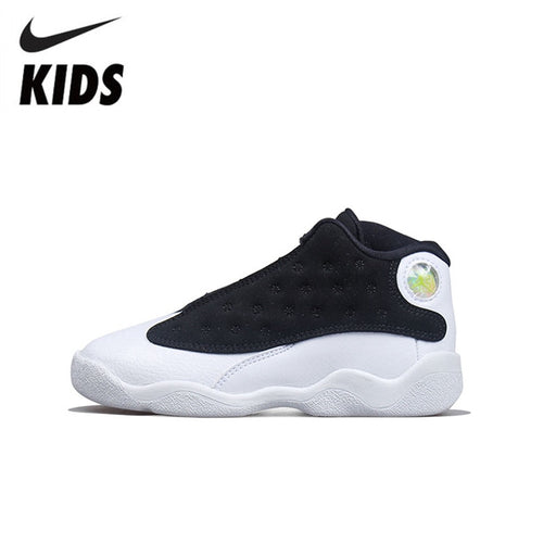 NIKE KIDS AIR JORDAN 13 RETRO GP 13AJ13 New Arrival Original Breathable Children Shoes Anti-Slippery Sneakers#684802-021