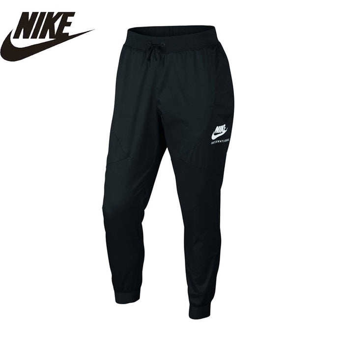 NIKE Original New Arrival Mens Pants Quick Dry  Stability Lightweight High Quality Cotton Sports Pants For Men#880540-010