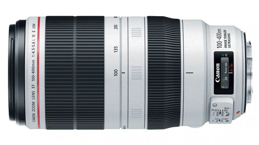 New Canon EF 100-400mm f/4.5-5.6L IS II USM Telephoto Zoom Lens For 5D IV 1Dx 77D 800D 80D 6D II