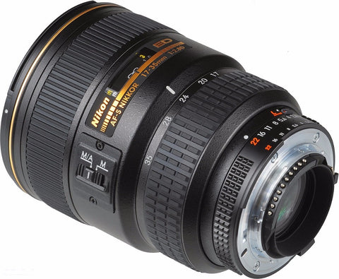 New Nikon AF-S 17-35mm f/2.8D ED-IF Nikkor Super Wide Angle Zoom