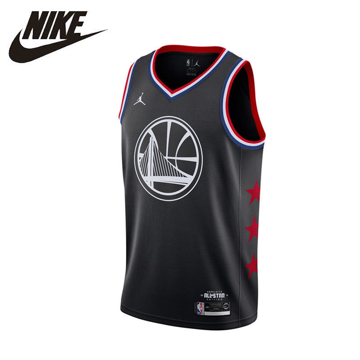 Nike Jordan ALL-STAR NBA CONNECTED JERSEY Men's Breathable Basketball Sportswear # AQ7295