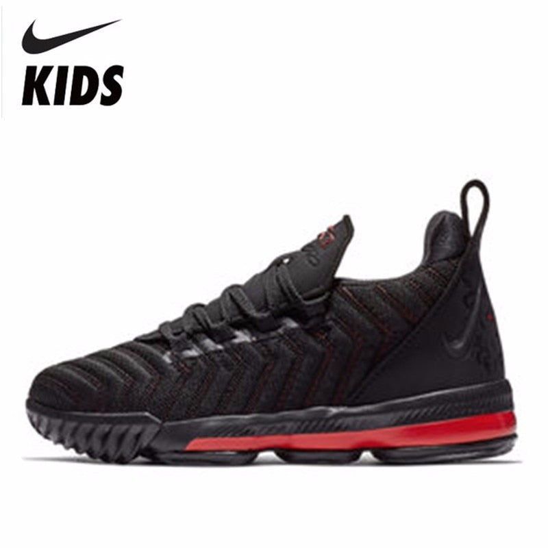 Nike LEBRON XVI (PS) Toddler Motion Children's Shoes New Arrival Kids Shoes Running Shoes Sneakers #AQ2467