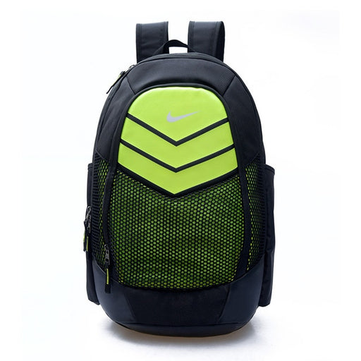Nike Large Capacity Training Bag Breathable Sports Backpack Fashion Hiking Bag