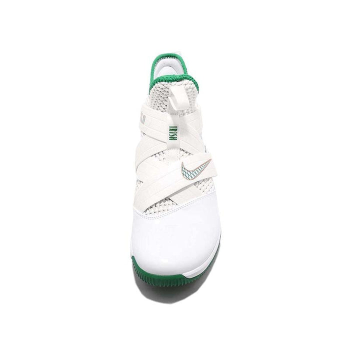 best sneakers b9e6f fb080 Nike Lebron Soldier XII EP Original Breathable 2018 New Arrival Support  Sports Low Basketball shoes For Men's Shoes #AO4053-100