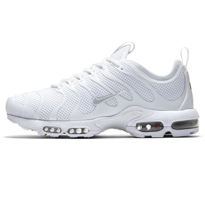 Nike Original New Arrival 2018 Air Max Plus TN ULTRA Men's Running Shoes Breathable Outdoor Sneakers 898015