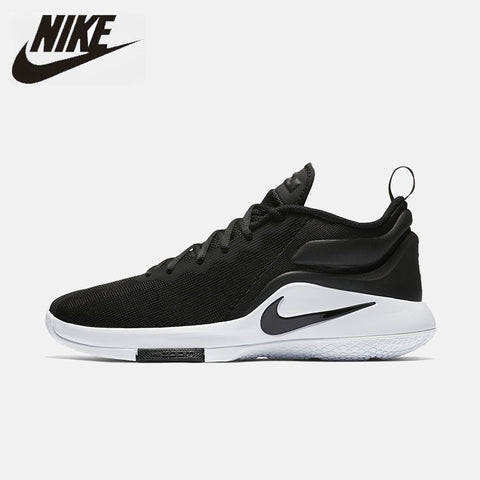 Nike Original New Arrival Authentic LEBRON WITNESS II EP Men's Basketball Shoes Lightweight Outdoor Sports Sneakers #AA3820