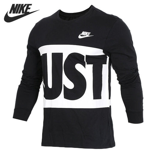 Nike Original New Arrival  Men's Running T-shirts Long Sleeve Breathable Outdoor Sportswear  Comfortable Shirt #891963