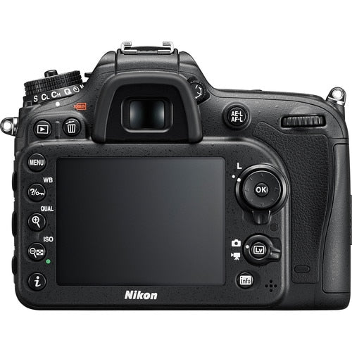 Nikon  D7200 DX-format Digital SLR Camera Body, 24.2 Megapixel, DX-format CMOS, Wifi, 51 Point AF,  (Brand New)