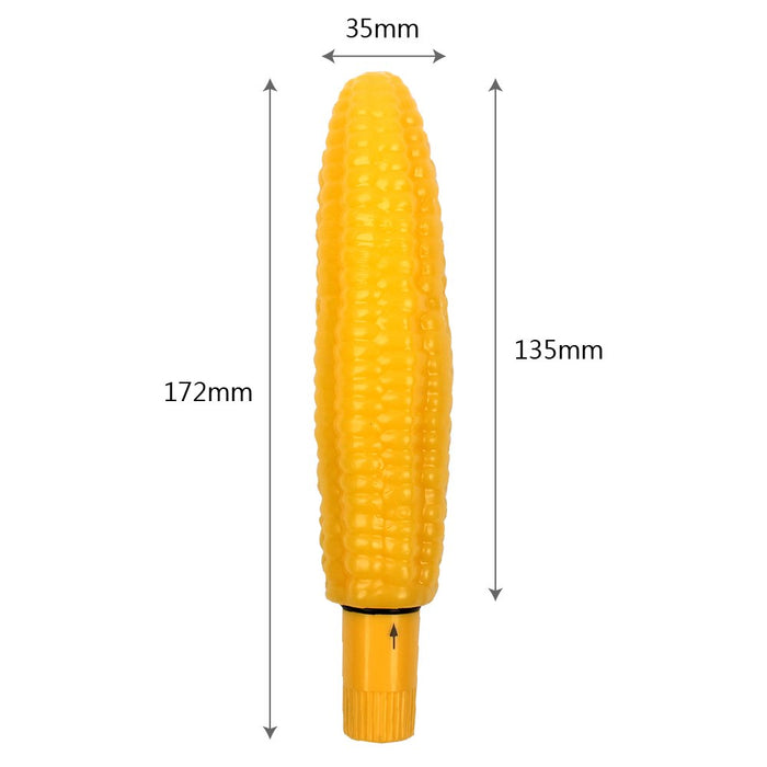 OLO Corn Vibrator Real Dildo Feeling Strong Vibration Silicone G-spot Stimulation Massager Adult Product Sex Toys for Woman
