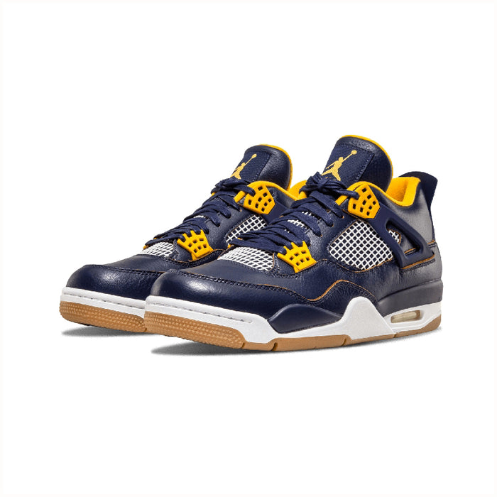 f354af169a9 Official Original Nike Air Jordan 4 Dunk From Above AJ4 Men's Basketball  Shoes Medium Cut Breathable