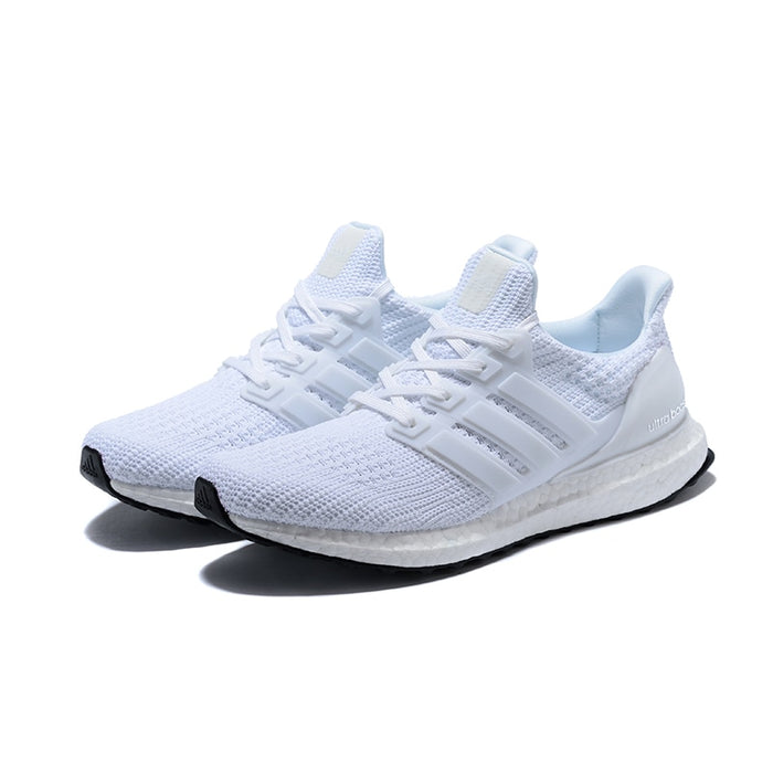 604d07f91 Official original Adidas Ultra Boost 4.0 UB 4.0 Popcorn Running Shoes  Sneakers Sports for Men white