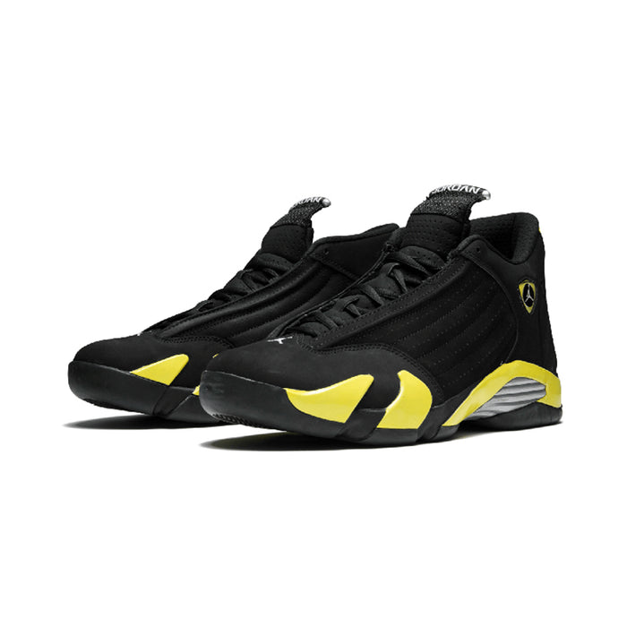 meet a41d6 35592 Original Authentic NIKE Air Jordan 14 Retro Men's Basketball Shoes Sport  Outdoor Sneakers Medium Cut Lace-Up Good Quality 487471