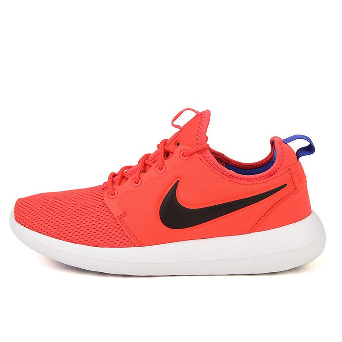 Original Authentic NIKE Spring Breathable ROSHE TWO Men's Running Shoes Sports Sneakers Outdoor Walking Jogging Durable 844656