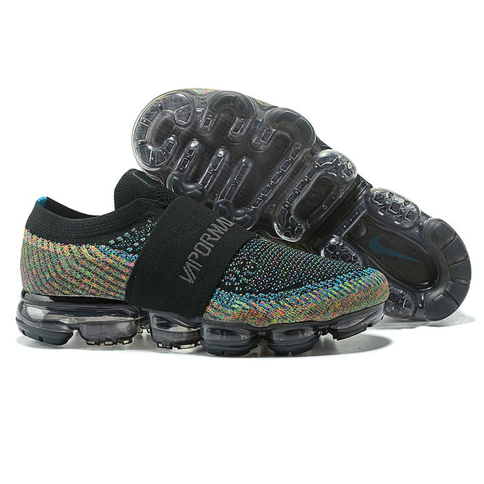 Original Authentic Nike Air VaporMax Moc Rainbow Cushion Men's Running Shoes Sports Sneakers Outdoor Breathable durable AH3397