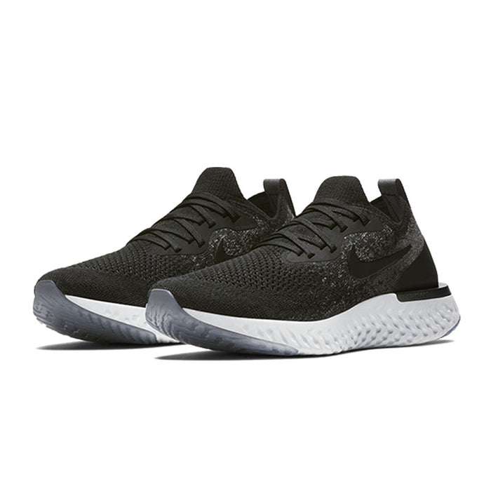 Original Authentic Nike Epic React Flyknit Men's Running Shoes Sport Outdoor Sneakers Designer Athletic 2019 New Arrival AQ0067