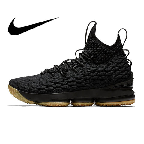 Original Authentic Nike Lebron 15 LBJ15 Men's Basketball Shoes Sport Sneakers Athletic Designer Footwear 2018 New Top Quality