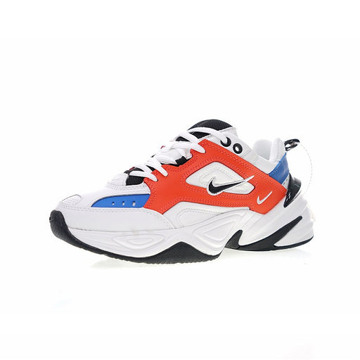 Original Authentic Nike M2K Tekno Men's Running Shoes Sport Outdoor Comfortable Breathable Sneakers 2019 New Arrival AAO3108-101