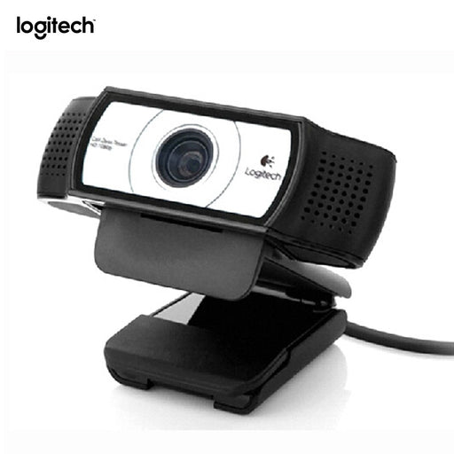 Original Logitech C930e HD Smart 1080P Webcam with Cover for Computer Zeiss Lens USB Video camera 4 Time Digital Zoom Web cam