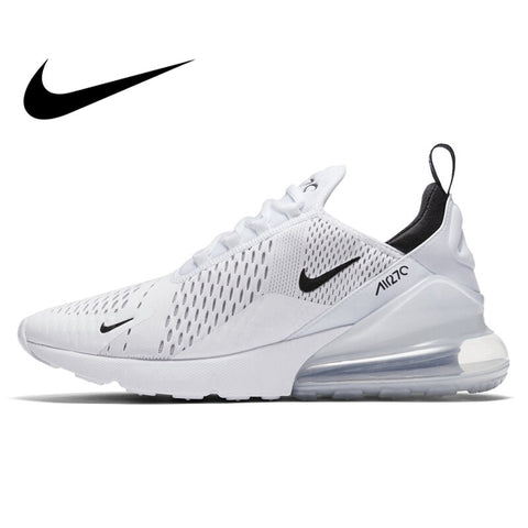 0e4504bdf3 Original NIKE AIR MAX 270 Men s Running Shoes Sneakers 10KM 2018 New Arrival  Sports Shoes for