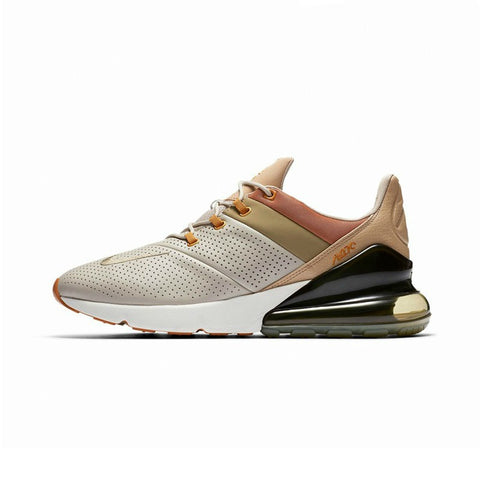 online store 256b2 83ed9 Original NIKE Air Max 270 Premium Men s Running Shoes Lace-Up Comfortable  Breathable Jogging Durable