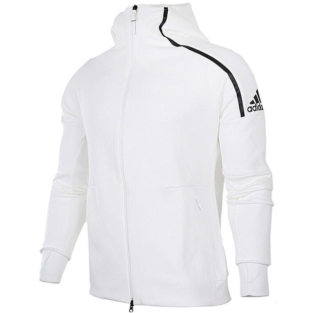 Original New Arrival 2018 Adidas ZNE HOODY 2 Men's jacket Hooded Sportswear