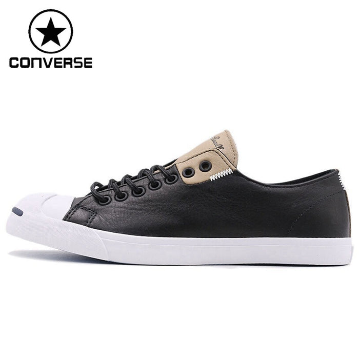 Original New Arrival 2018 Converse  Unisex  Leather Skateboarding Shoes Canvas  Sneakers