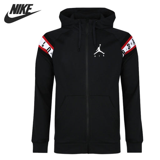 Original New Arrival 2018 NIKE JUMPMAN AIR HBR FZ Men's Jacket Hooded Sportswear