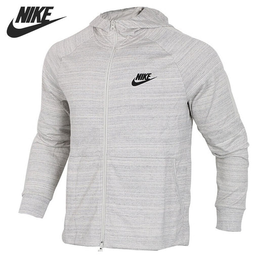 Original New Arrival 2018 NIKE NSW AV15 HOODIE FZ KNIT Men's Jacket Hooded Sportswear