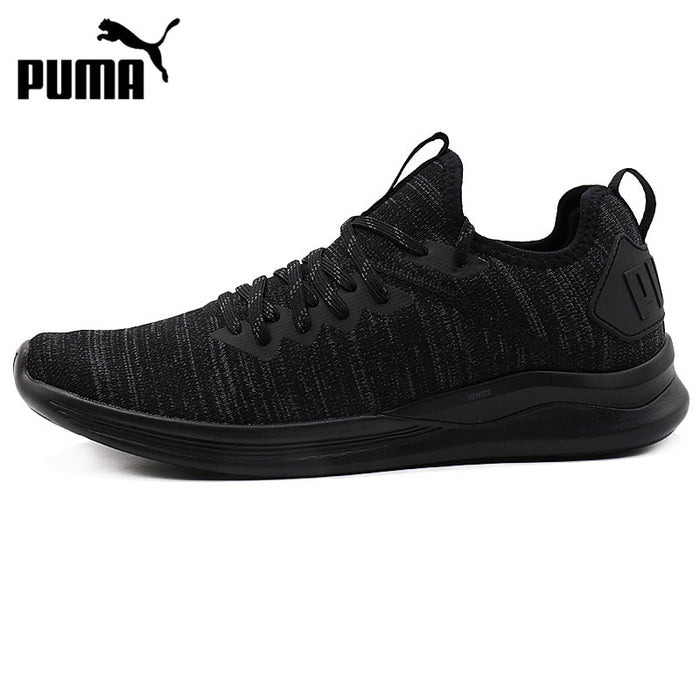 Original New Arrival 2018 PUMA IGNITE Flash evoKNIT Men's Running Shoes Sneakers