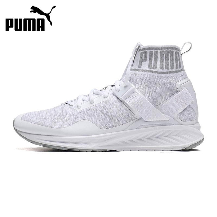 Original New Arrival 2019 PUMA IGNITE evoKNIT Unisex  R Shoes Sneakers