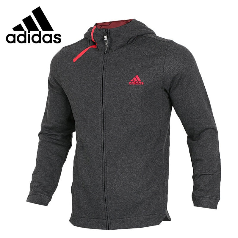 Original New Arrival  Adidas ELEC CNY HDY Men's  jacket Hooded Sportswear