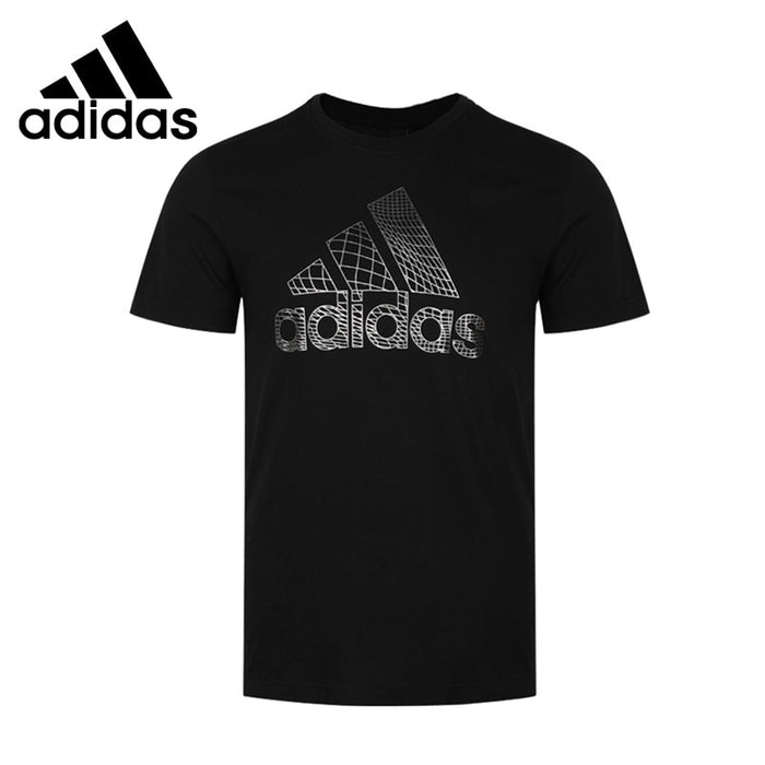 Original New Arrival  Adidas MH BOS FOIL TEE Men's T-shirts short sleeve Sportswear