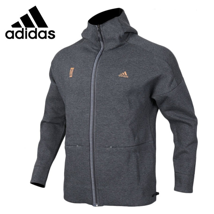 Original New Arrival  Adidas WJ HTT KNOT Men's  jacket  Hooded  Sportswear