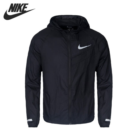 Original New Arrival  NIKE AS M NK IMP LT JKT HD Men's  Jacket Hooded Sportswear