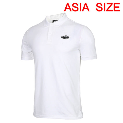 Original New Arrival  NIKE AS M NSW CE POLO PQ SNKR Men's T-shirts short sleeve Sportswear