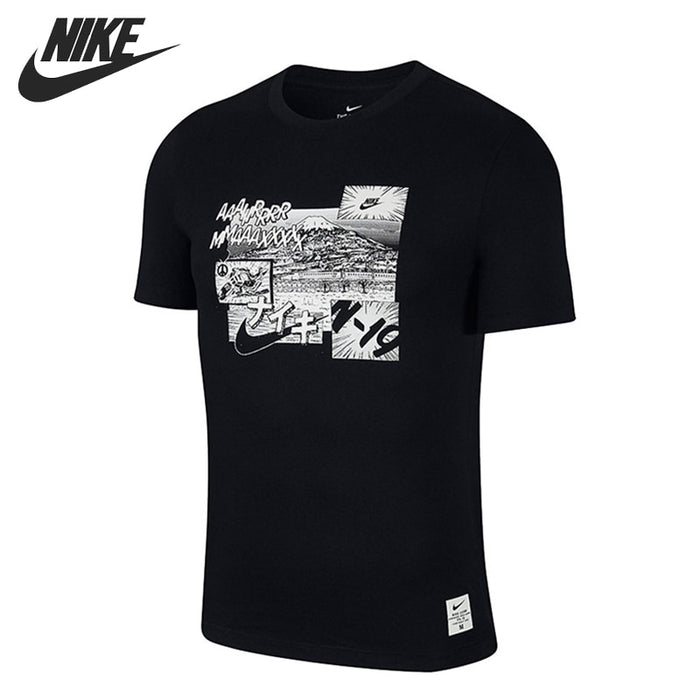 Original New Arrival  NIKE AS M NSW SS TEE AIR MAX 2 Men's T-shirts short sleeve Sportswear