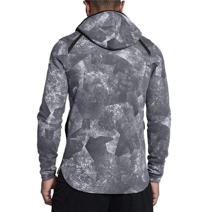 Original New Arrival  NIKE ASM SHOWTIME HD FZ Men's Jacket Hooded Sportswear