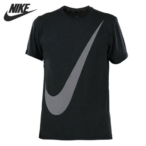 Original New Arrival  NIKE BRT TOP SS HPR DRY LOG Men's T-shirts short sleeve Sportswear
