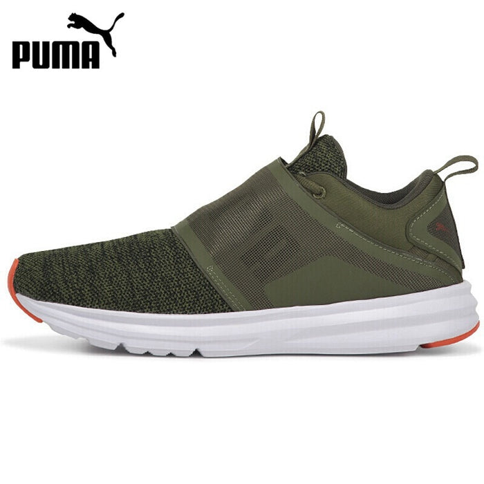 Original New Arrival  PUMA Enzo Strap Knit Men's Running Shoes Sneakers