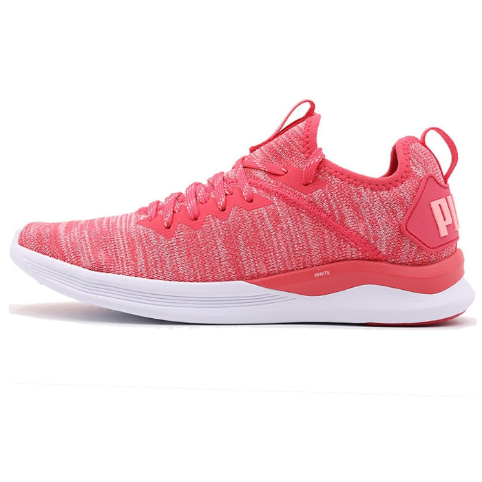 Original New Arrival  PUMA IGNITE Flash evoKNIT Wns Women's Running Shoes Sneakers