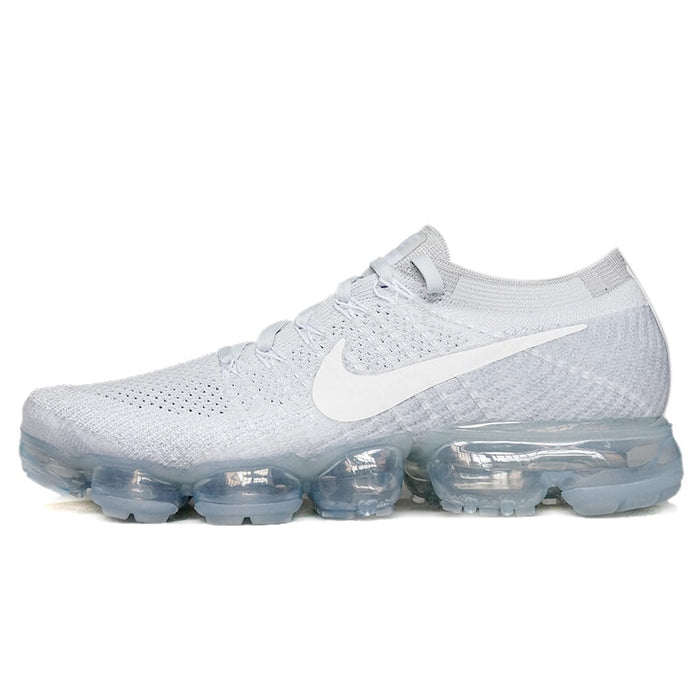 Original Nike Air VaporMax Be True Flyknit Breathable Men's Running Shoes Sports Official Comfortable Durable Sneakers Outdoor