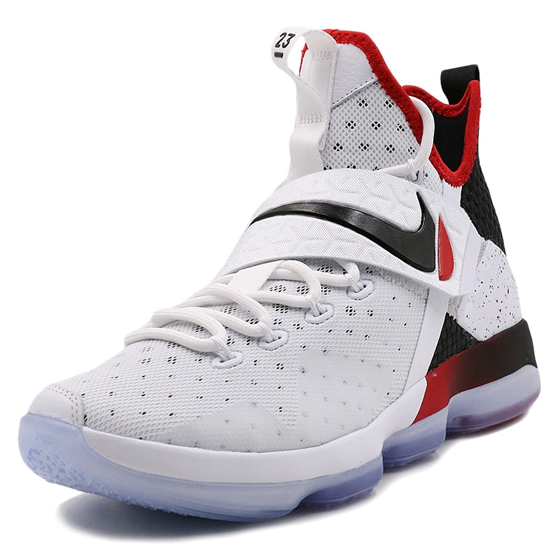 675e86e9eae Original Official NIKE LEBRON XIV EP LBJ14 FINALE EVO Men Comfortable  Breathable Basketball Sports Shoes Sneakers