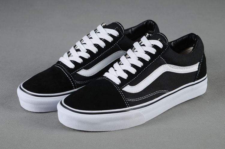 Original Vans Old Skool low-top CLASSICS Unisex MEN'S & WOMEN'S Shoes Sports Weight lifting shoes Sneakers free shipping